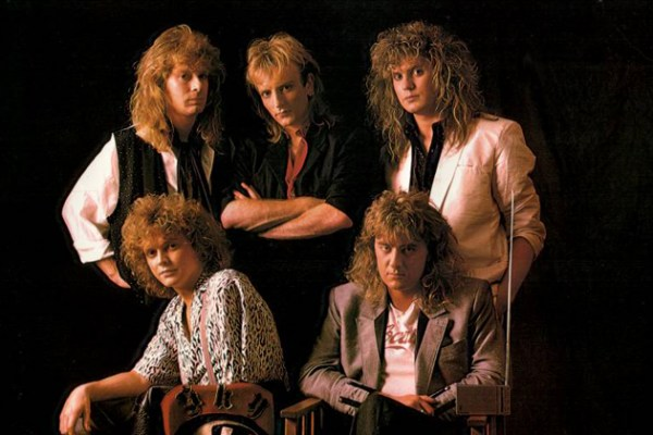 Def Leppard - Pete would totally have liked to have been in this band