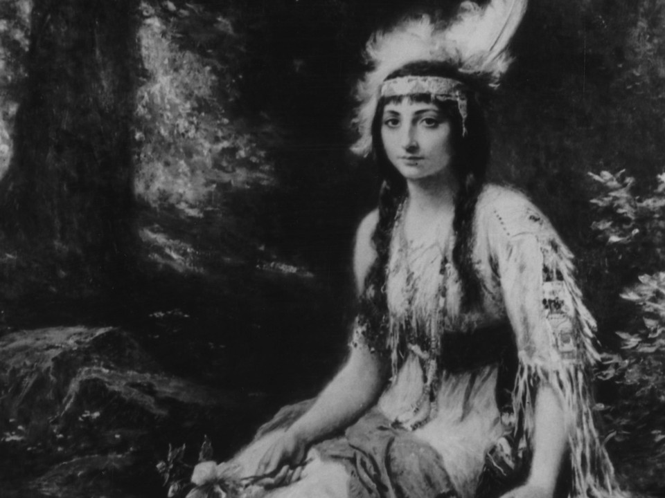 Pocahontas - Died of London apparently