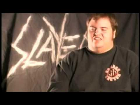 This man loves Slayer more than you love your mum