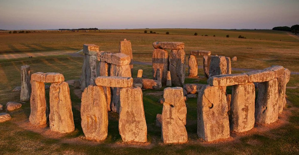 Stonehenge - Sort of near Salisbury