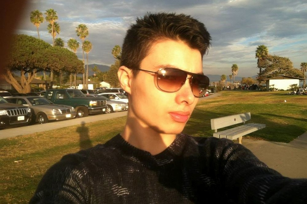 Elliot Rodger - probably the most famous virgin ever