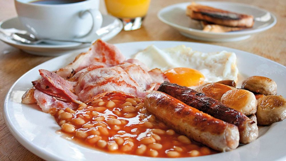 The Full English Breakfast - There's no greater crime according to some people