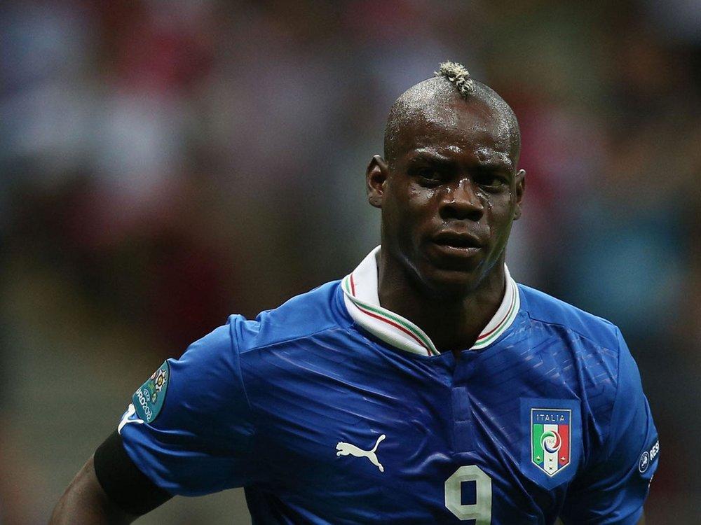 Mario Balotelli - Way More Italian than many Americans