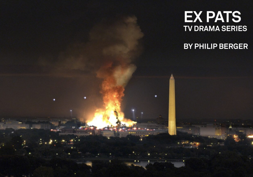 Ex-Pats - TV Series: Follows a group of ex-pats in Oslo, Norway as they navigate the refugee system when the US falls under complete civil war and closes the border.