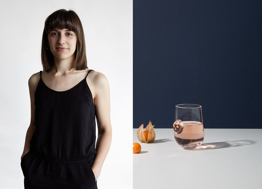 Finalist for German Newcomer Design Award - Laura Görs