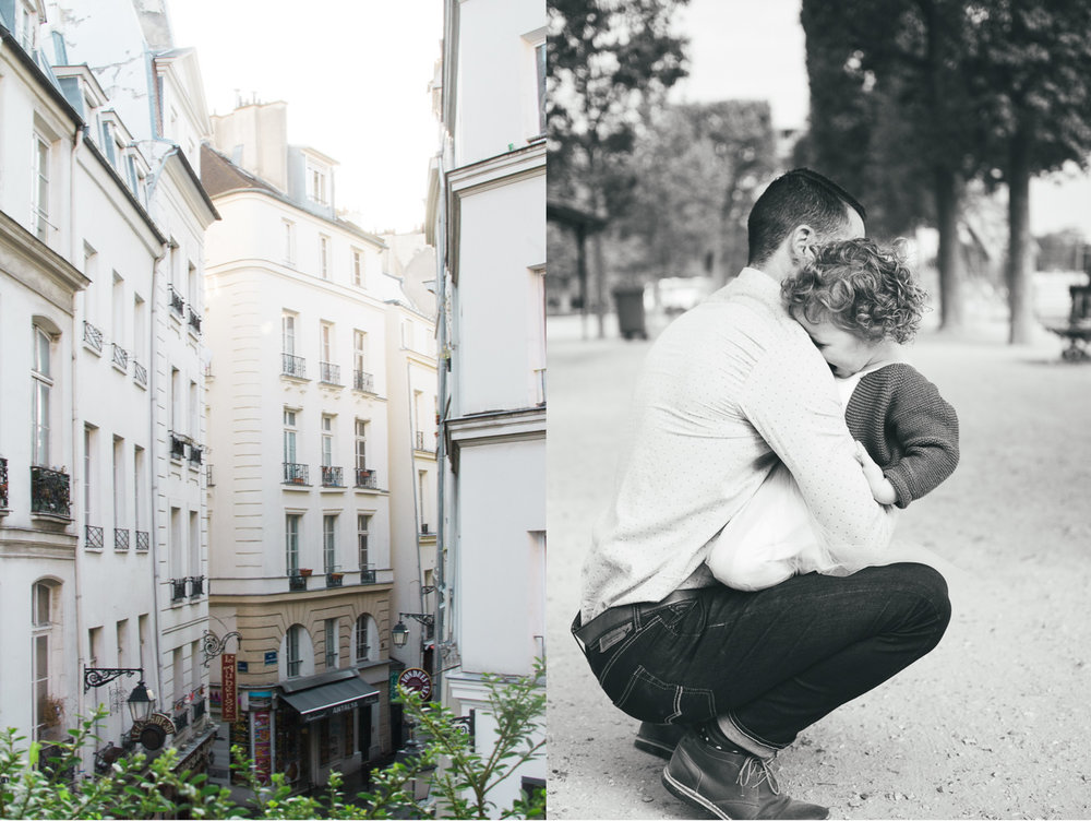 Paris Family Session