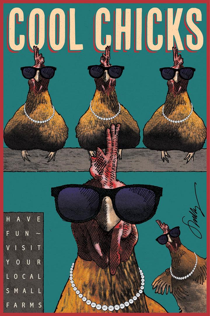 Cool Chicks