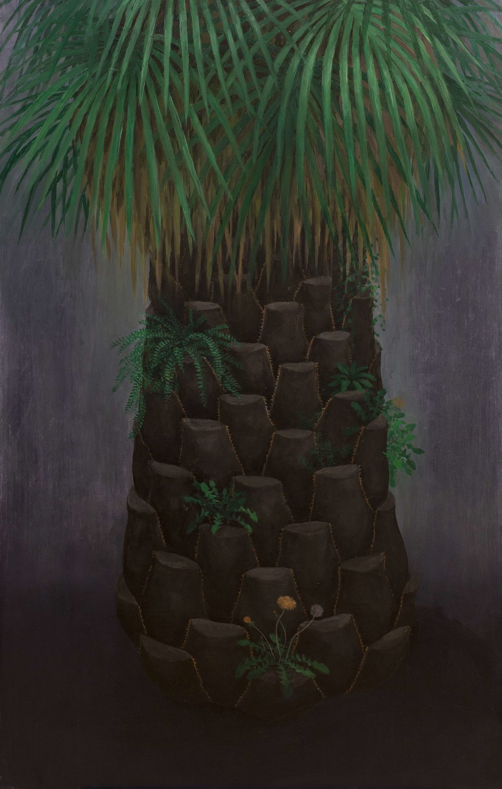 Oil on canvas, 110x80cm