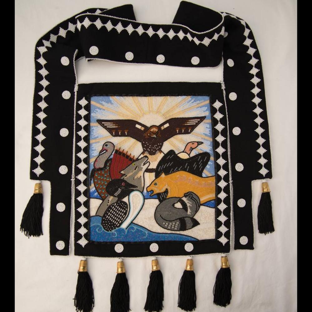 Katrina Mitten, Miami Tribe of Oklahoma