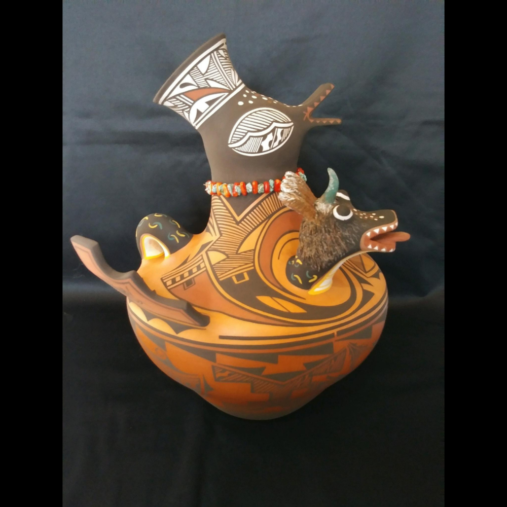 Gaylon Westika, Zuni