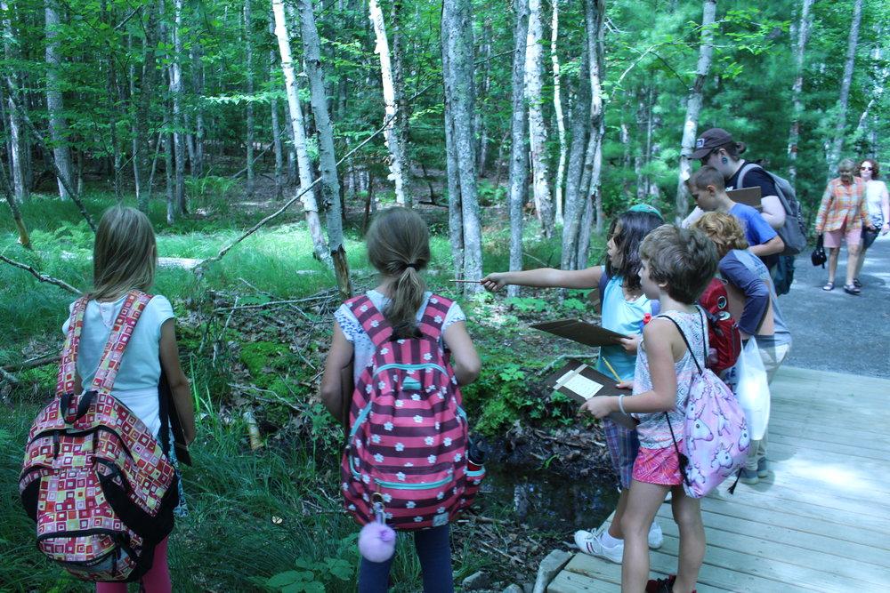 Camp Kids Hike Sieur de Monts.JPG