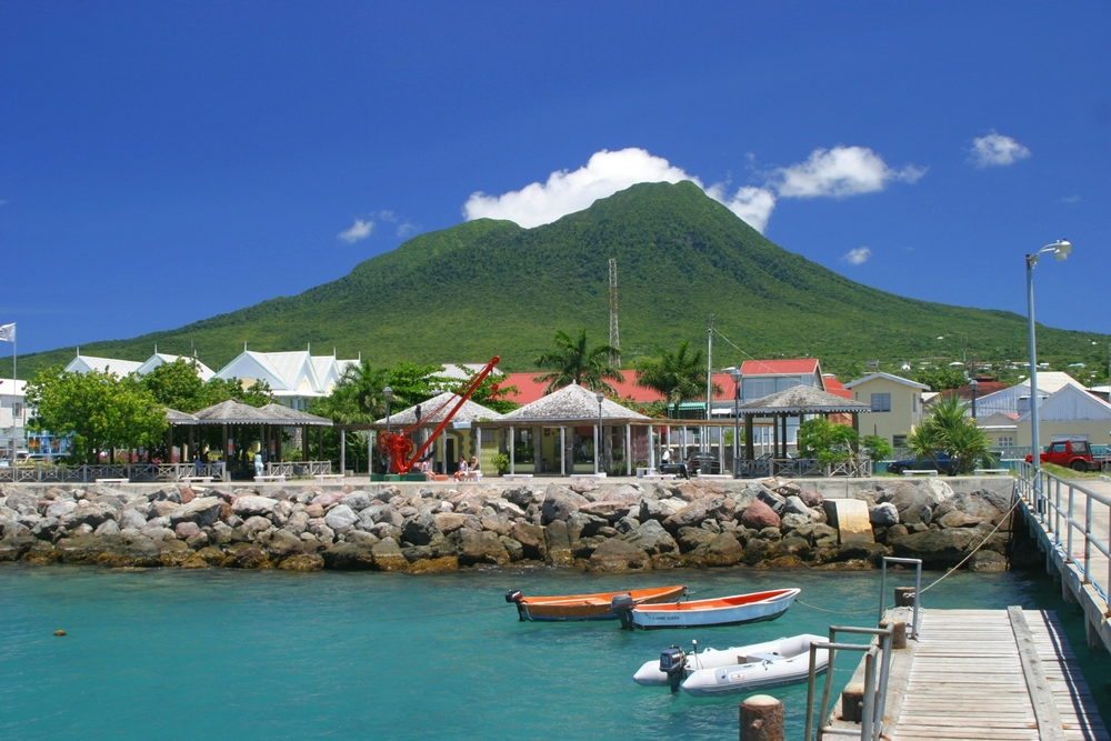 Nevis Island, Caribbean