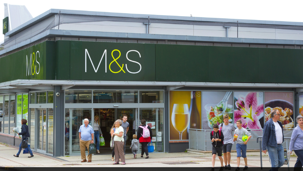 M&S SIMPLY FOOD, BANGOR