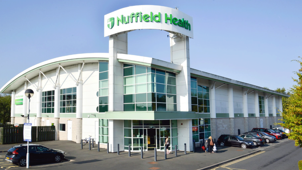 NUFFIELD HEALTH, WOLVERHAMPTON