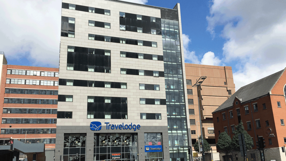 TRAVELODGE & TESCO, LIVERPOOL