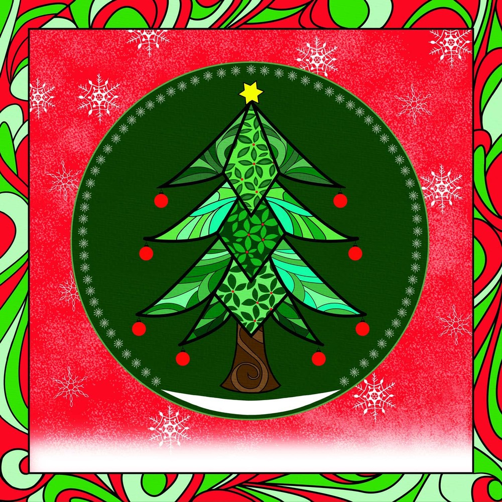 CHRISTMAS TREE – Design Ref. 2624