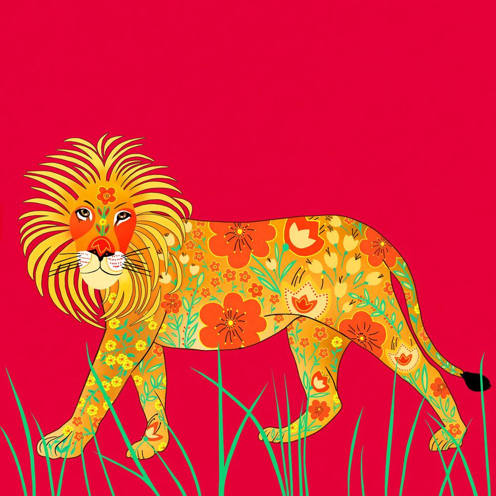 LEO THE LION – Design Ref. 2545