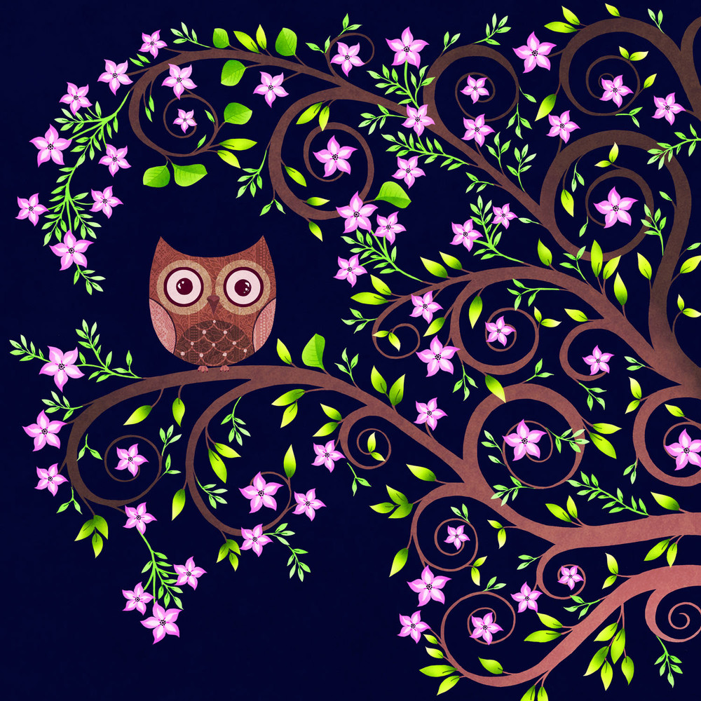 WHAT A HOOT – Design Ref. 2466