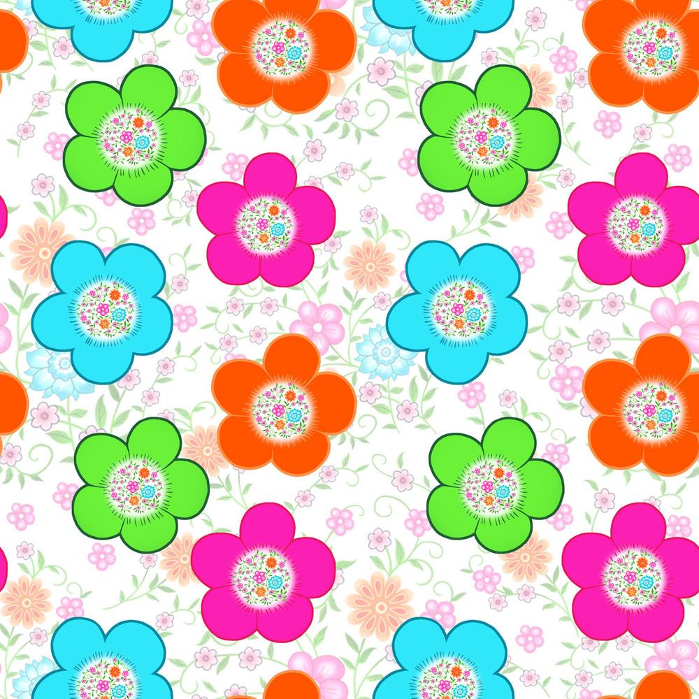 FLOWER HEADS – Design Ref. 2508