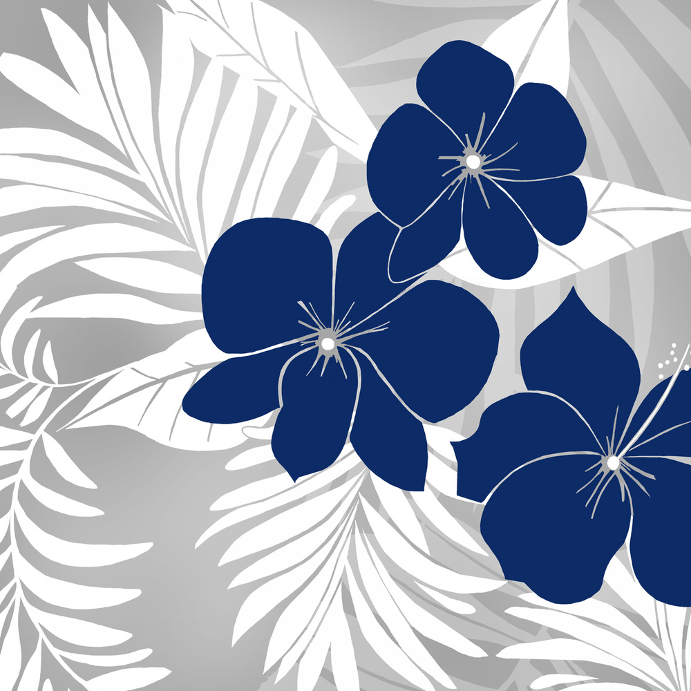 SUBTLE HAWAIIAN – Design Ref. 1648