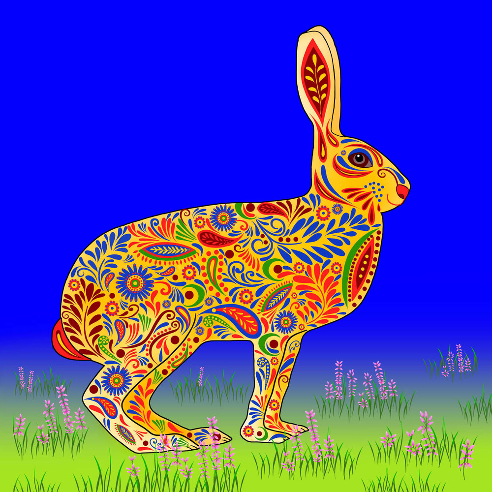 ROSA THE RABBIT – Design Ref. 2569
