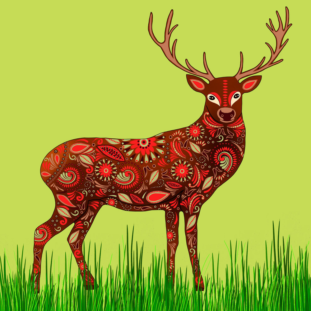STEVE THE STAG – Design Ref. 2575