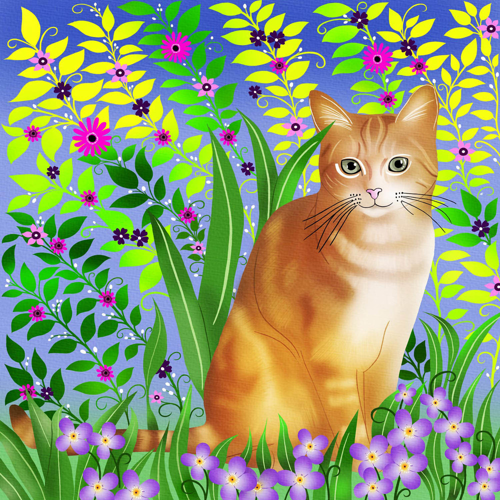 GINGER TOM - Design Ref. 2643