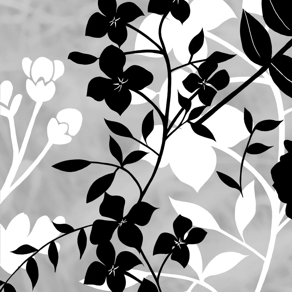 BLACK OVER WHITE – Design Ref. 1541