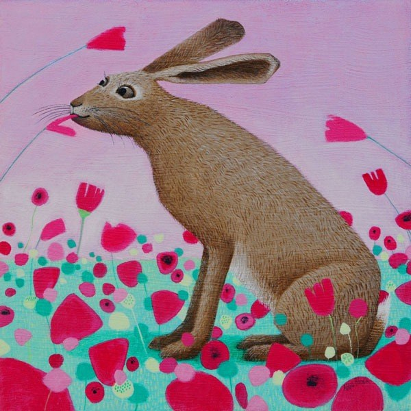 Hoppity Poppity by Ailsa Black
