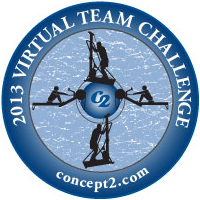 Virtual Team Challenge Logo