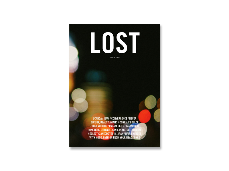 LOST Magazine Issue 2