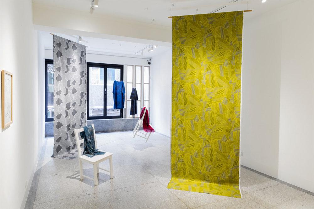 Naoko Hashimoto solo exhibition