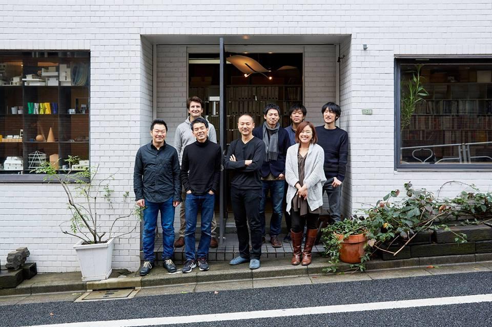 日本設計師蘆沢啓治與 kamaro'an