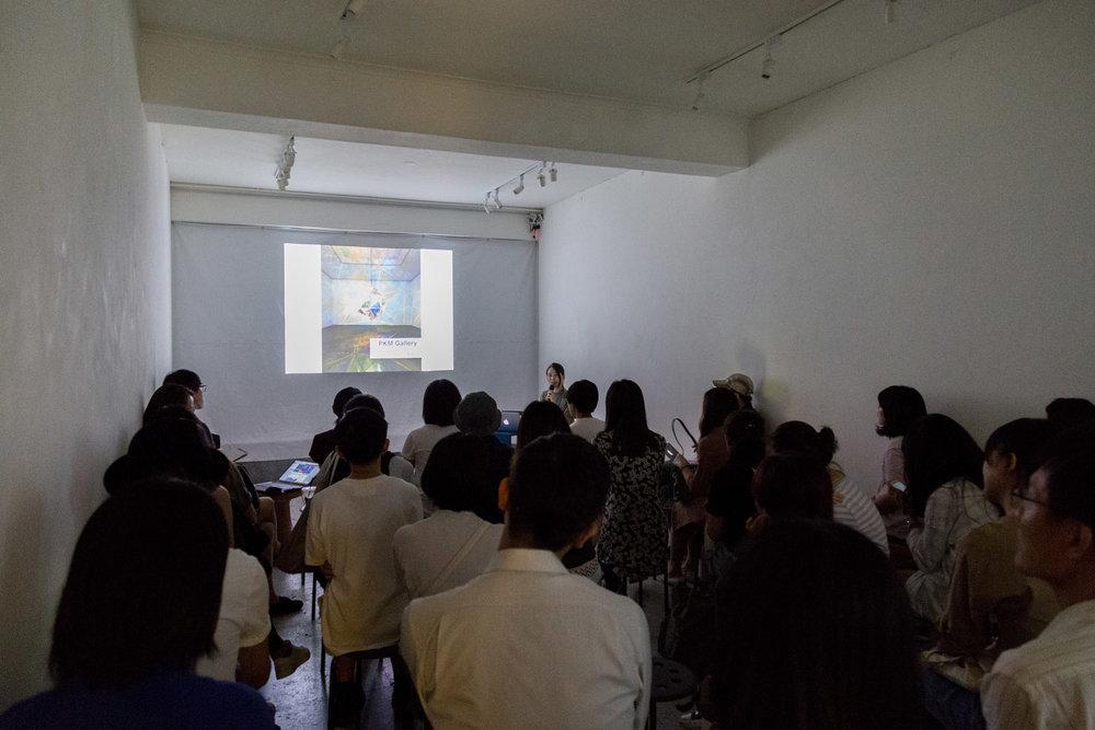 規模化的市場與街區意識–韓國當代藝術風景初探