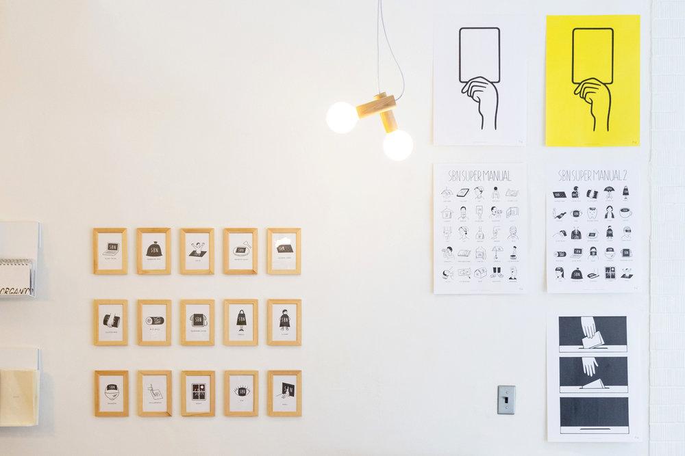 |SOME PRODUCTS|Noritake日本插畫家