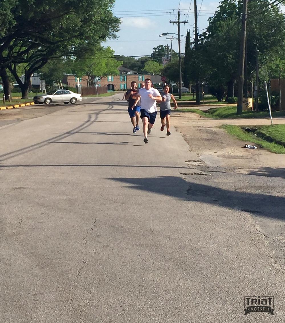 Austin, Fabian & Bong