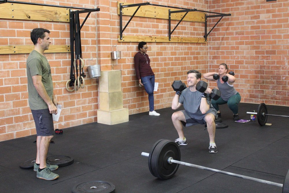 Sweet action from last years CrossFit Open