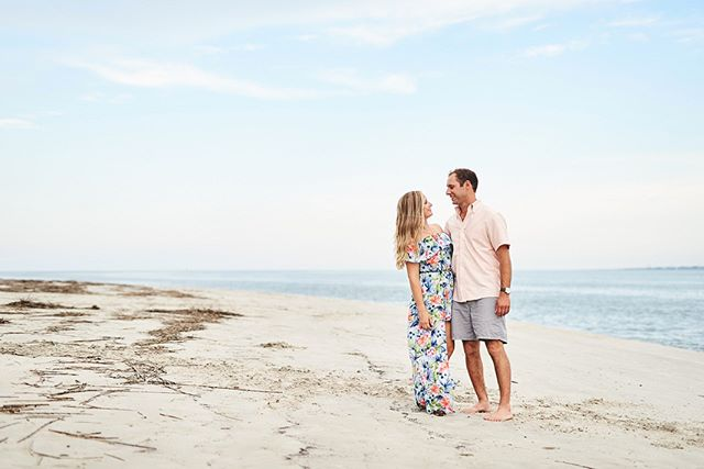 Summertime engagements 😍 ☀️ Kaley + Drew