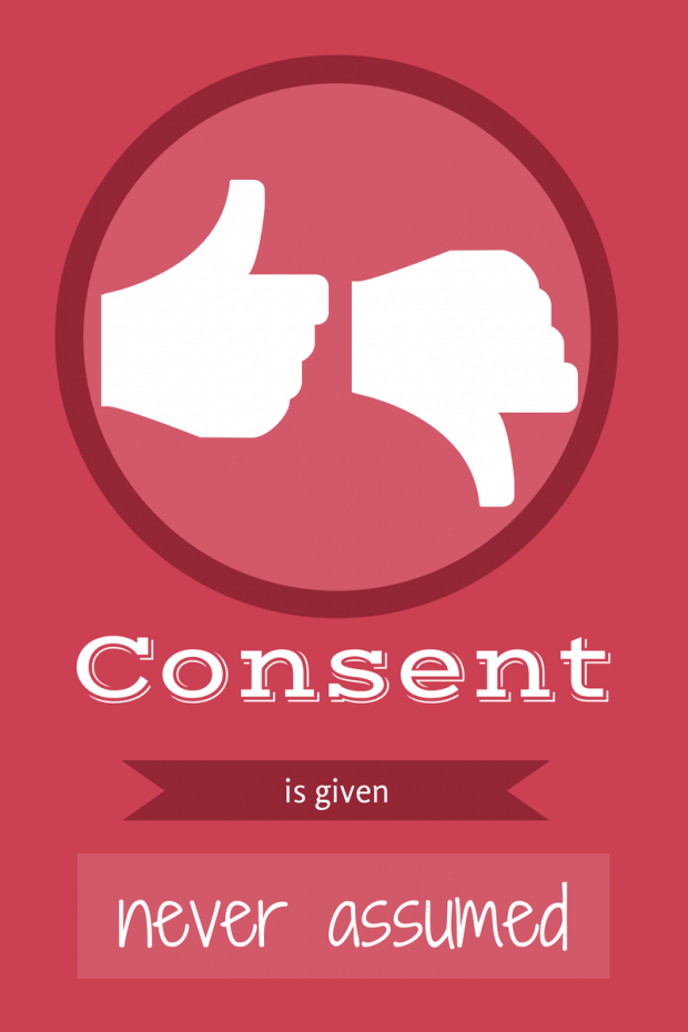 Consent is given