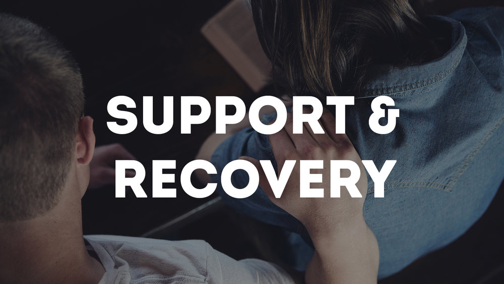 Support & Recovery
