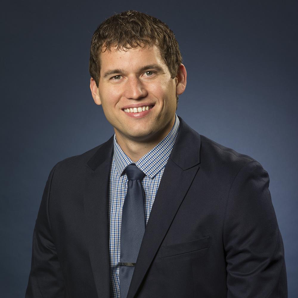 Brandon Huisman, Director of Alumni and External Relations