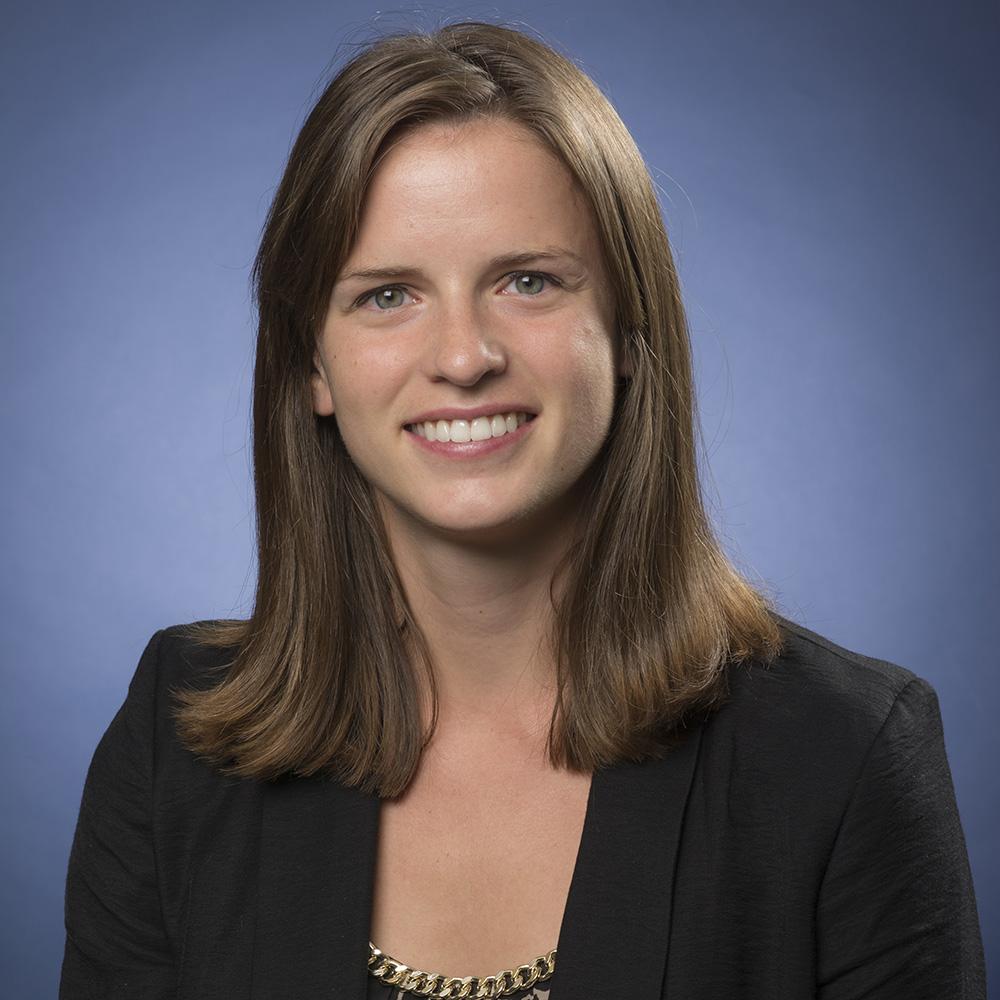 Sarah Moss, Career Development Coordinator