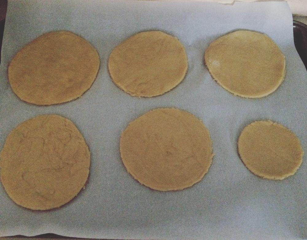 Empanadas in waiting.