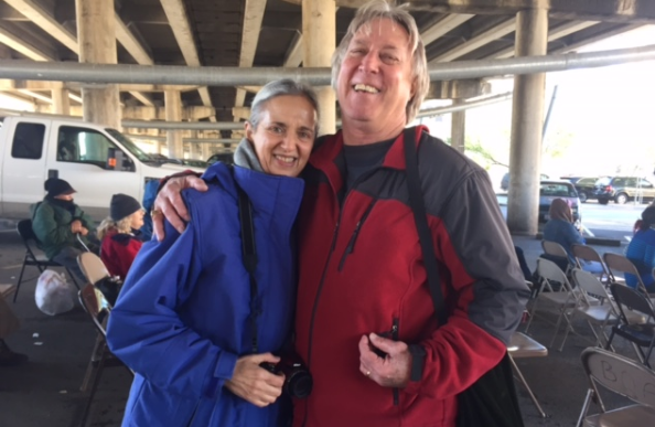 Pastor George and Paula Crisp