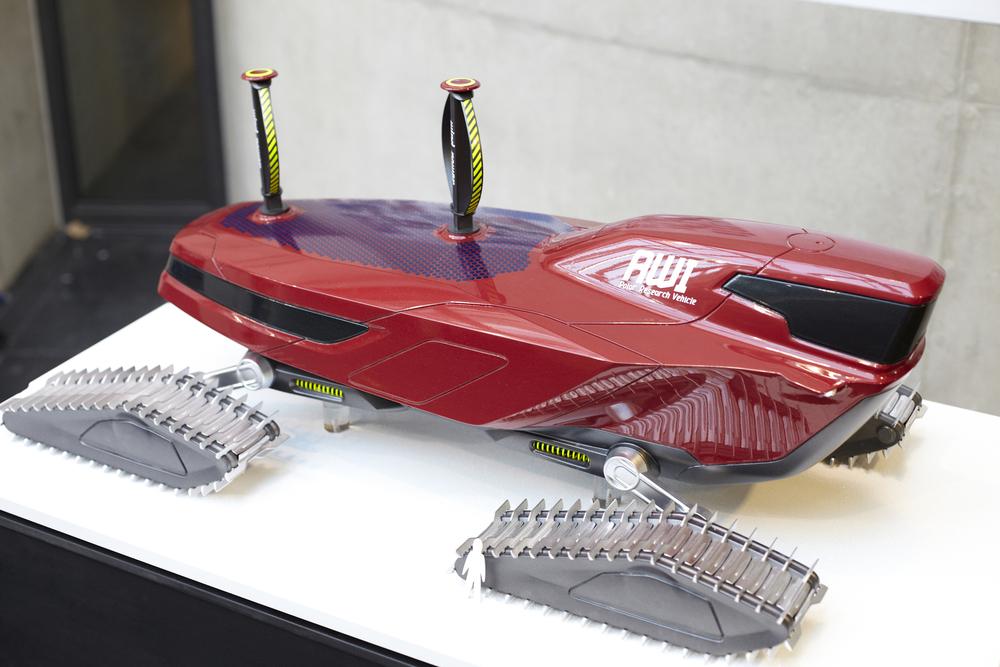 1:20 scale model