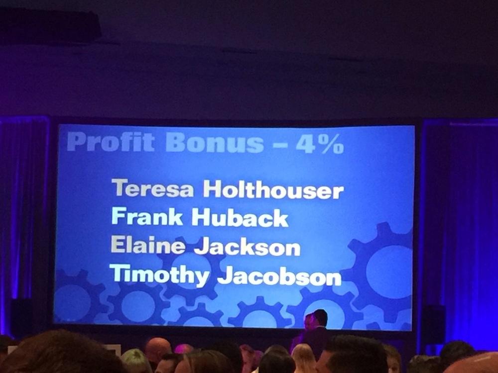 Profit Bonus