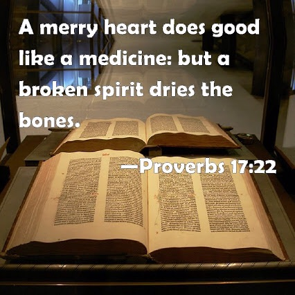 Merry Heart...my prayer today!