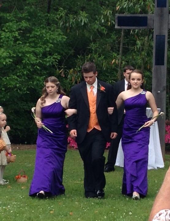 Bridesmaid...and...