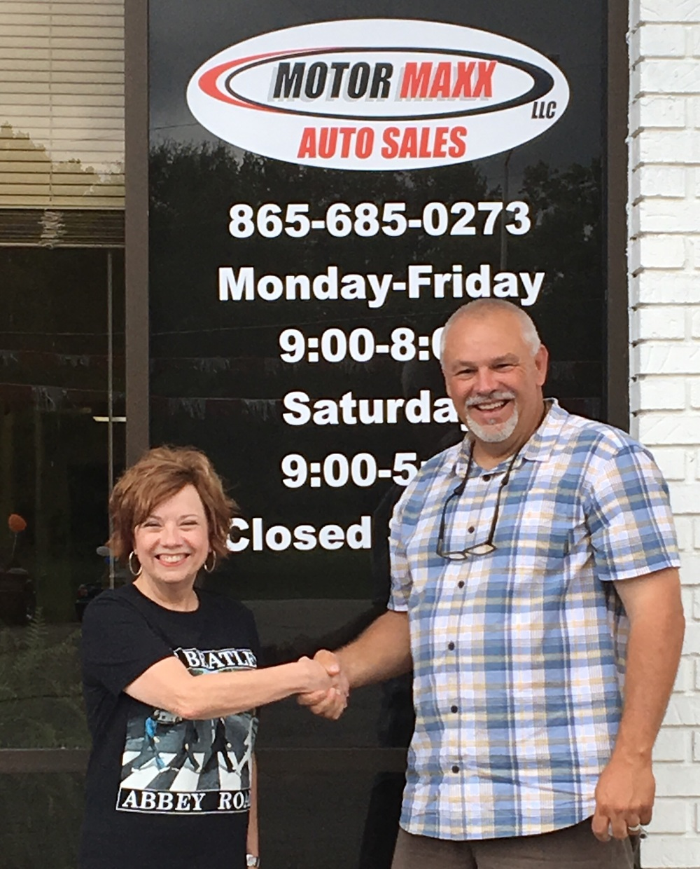 See Randy Craig for your car!