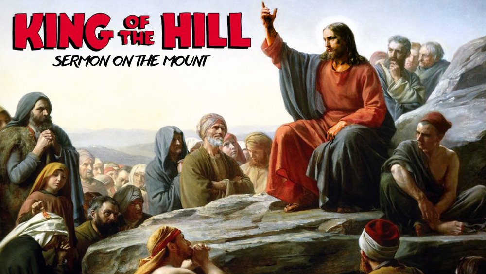 Join us for Week 3 in our King of the Hill series!